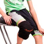 Fixing knee-pad